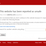 Malicious links are filtered in Windows Live Messenger Wave 4