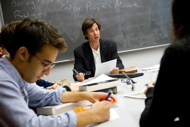 Greek Literature with Peter Struck, University of Pennsylvania