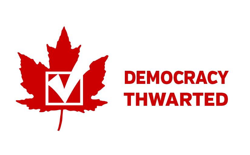 Democracy Thwarted